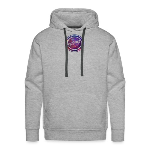 #SKEAZ FOR LIFE - Men's Premium Hoodie