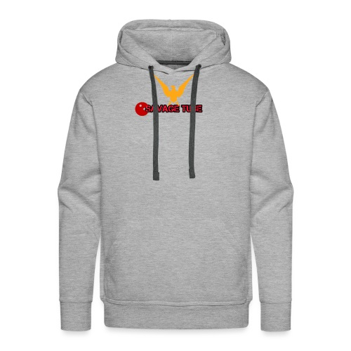SAVAGE TUBE MERCH - Men's Premium Hoodie
