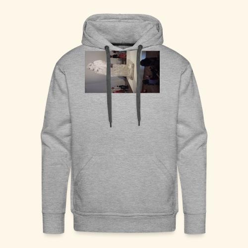 statut - Sweat-shirt à capuche Premium pour hommes