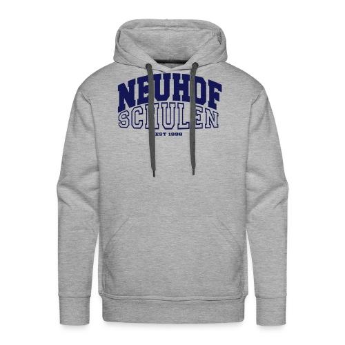 smv hoodie - Männer Premium Hoodie