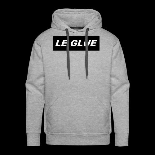 Le Glue - Men's Premium Hoodie