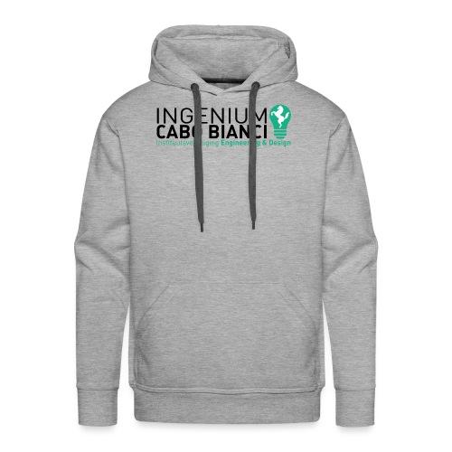 Ingenium Cabo Bianci - Mannen Premium hoodie