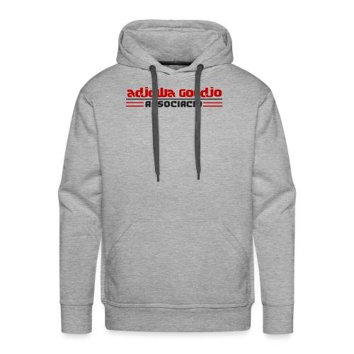 Asociación Adjowa Goudjo - Sudadera con capucha premium para hombre