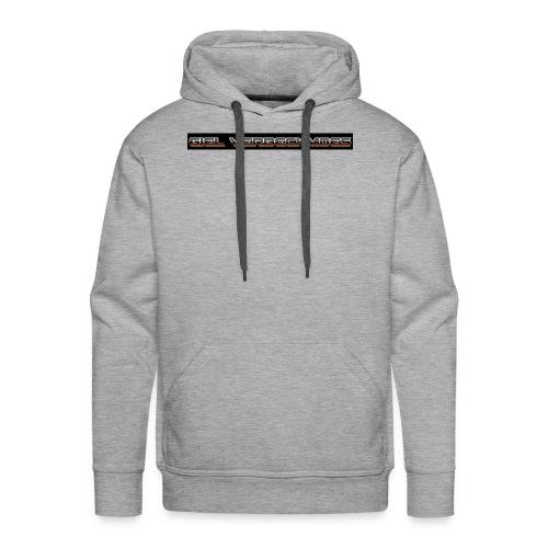 gielverberckmoes shirt - Mannen Premium hoodie