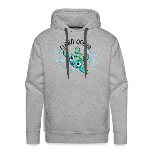 Clean Ocean - Männer Premium Hoodie