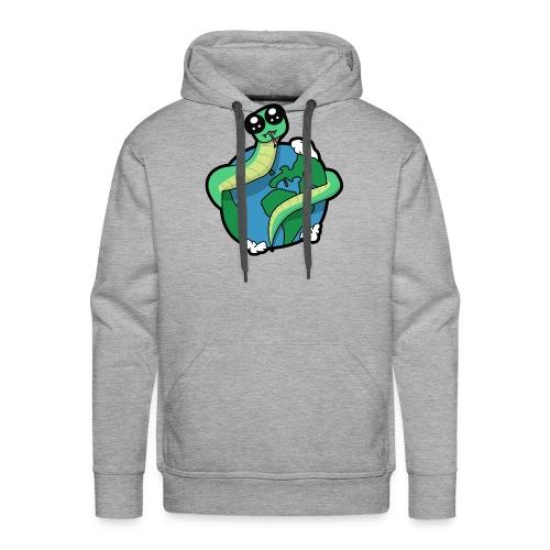 Jormungand Ouroboros - Sweat-shirt à capuche Premium pour hommes