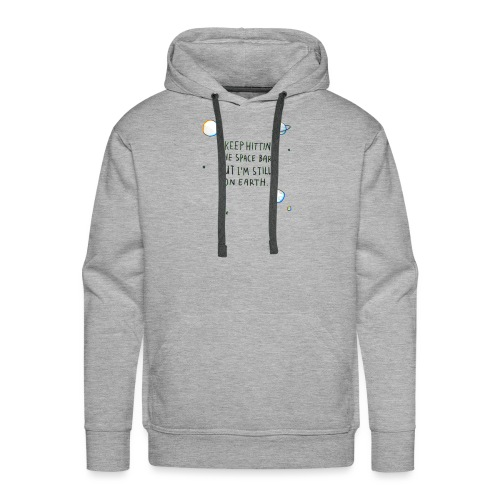 The Space Bar - Men's Premium Hoodie