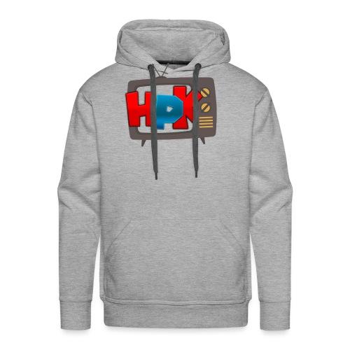 HPK logo - Men's Premium Hoodie