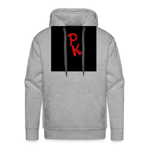Tekengebied 1 - Mannen Premium hoodie