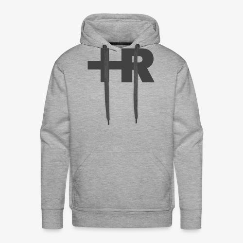 AIR PLUSSER - Mannen Premium hoodie