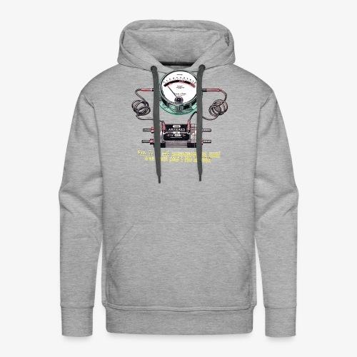 Ampères - Sweat-shirt à capuche Premium pour hommes