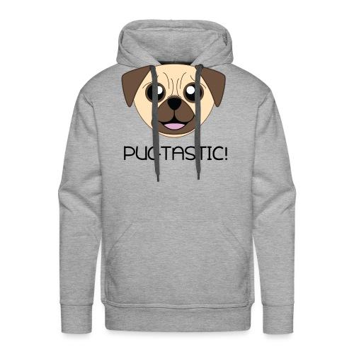 PugTastic! - Men's Premium Hoodie