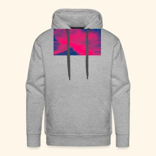 Flashé - Sweat-shirt à capuche Premium pour hommes