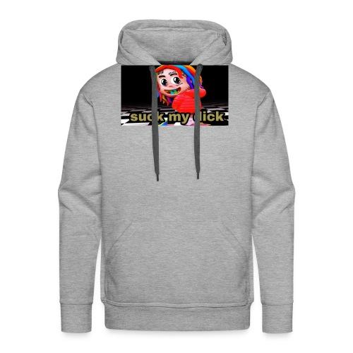 Suck my dick - Sweat-shirt à capuche Premium pour hommes