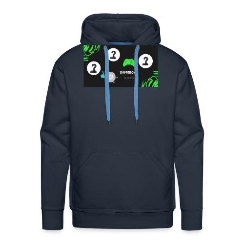 gameboys logo - Mannen Premium hoodie