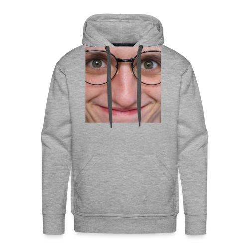 Bigface Moldave standard edition - Sweat-shirt à capuche Premium pour hommes