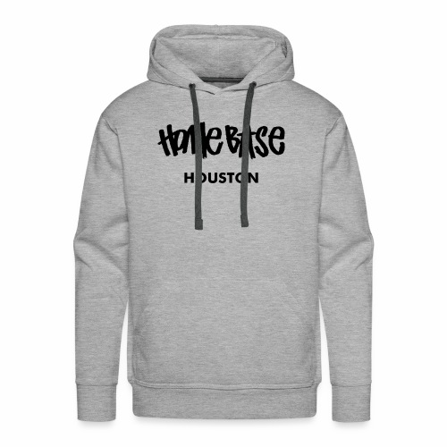 Home City Houston - Männer Premium Hoodie