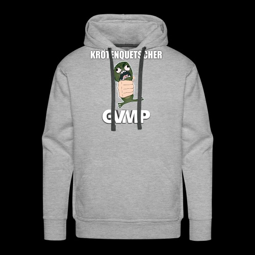 Krötenquetscher - Männer Premium Hoodie