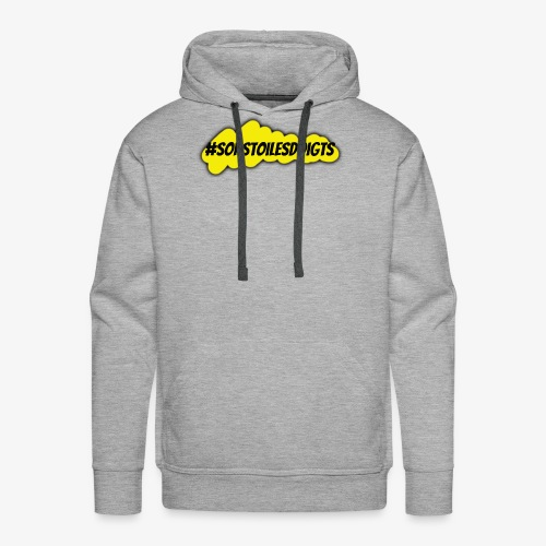 STLD Contour - Sweat-shirt à capuche Premium pour hommes