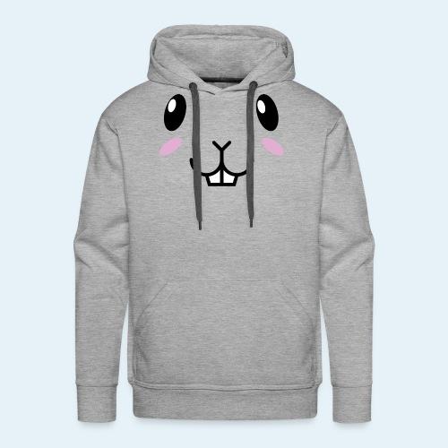 Conejo bebé (Cachorros) - Sudadera con capucha premium para hombre