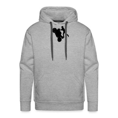 Stunt - Sweat-shirt à capuche Premium pour hommes