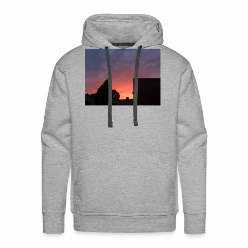 Sunset views - Men's Premium Hoodie