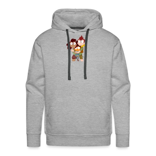 Camp camp fan art design - Men's Premium Hoodie
