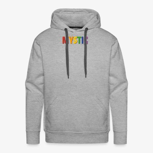 Mystic Pride (Rainbow) - Men's Premium Hoodie
