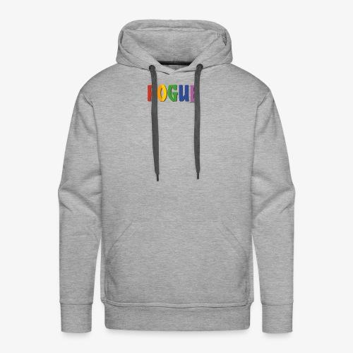 Rogue Pride (Rainbow) - Men's Premium Hoodie