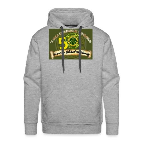tau gamma - Men's Premium Hoodie