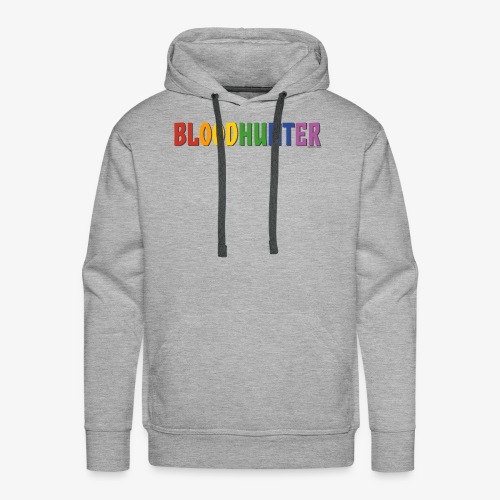 Bloodhunter Pride (Rainbow) - Men's Premium Hoodie