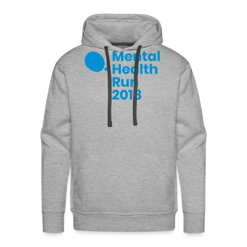 Mental Health Run 2018 - Premiumluvtröja herr