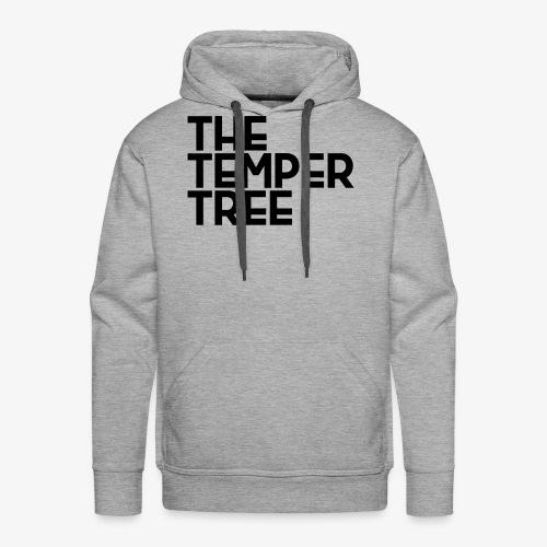 The Temper Tree Schriftzug - Männer Premium Hoodie