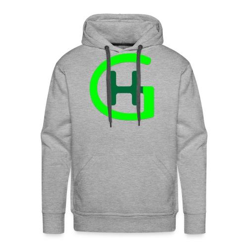 GH Logo - Männer Premium Hoodie