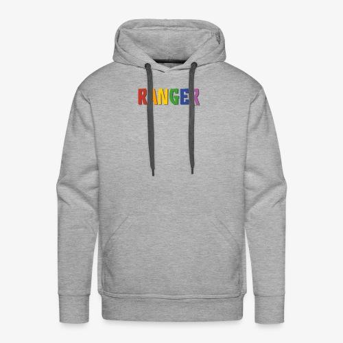 Ranger Pride (Rainbow) - Men's Premium Hoodie