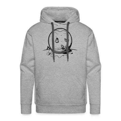 Visbokaal Huis - Sweat-shirt à capuche Premium pour hommes