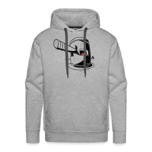 De Hamer van het Gerecht - Sweat-shirt à capuche Premium pour hommes