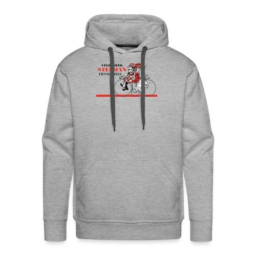 Velotheek Tshirts - Mannen Premium hoodie