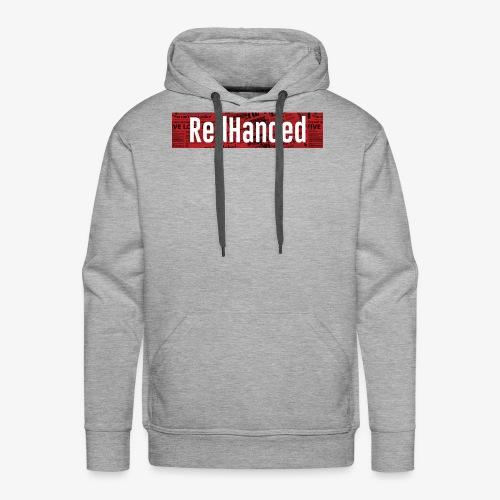RedHanded - Men's Premium Hoodie