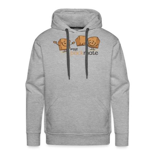 proud packmate - Männer Premium Hoodie