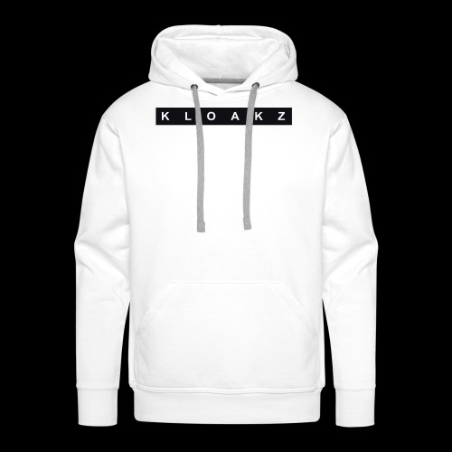 KloakZ Merch - Men's Premium Hoodie