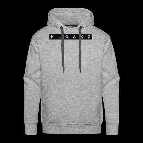 KloakZ Merch - Men's Premium Hoodie