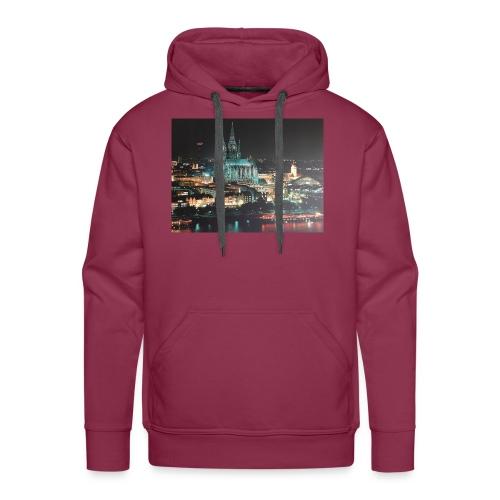 Kölner Dom - Männer Premium Hoodie