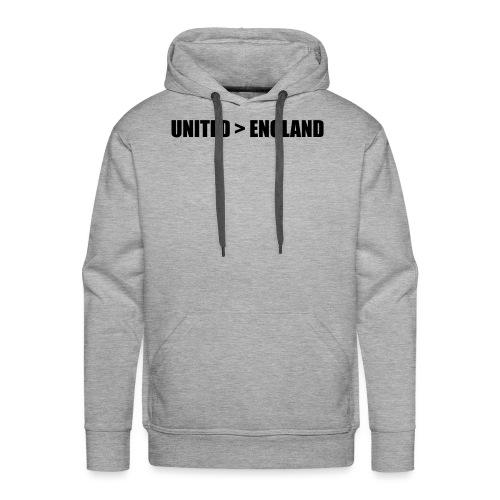 United > England - Men's Premium Hoodie