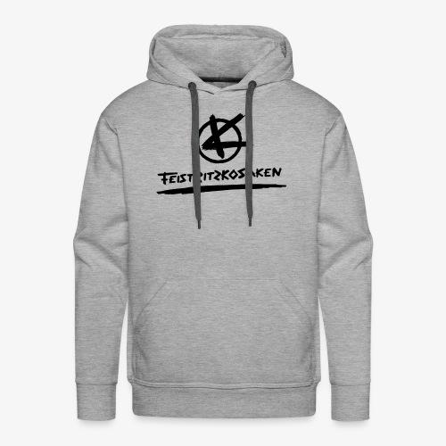 Feistritzkosaken Logo dunkel - Männer Premium Hoodie