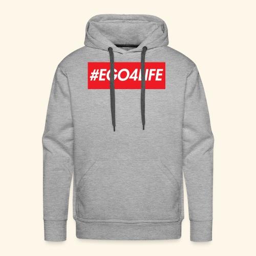 EGO4LIFE - Premium hettegenser for menn