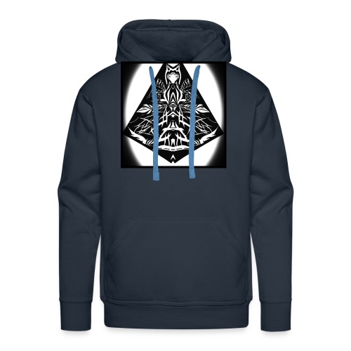 Crazy of m'y stories - Sweat-shirt à capuche Premium pour hommes
