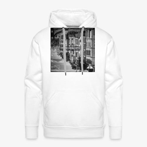 BAYONNE PERCEPTION - PERCEPTION CLOTHING - Sweat-shirt à capuche Premium pour hommes