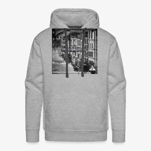 BAYONNE PERCEPTION - PERCEPTION CLOTHING - Sweat-shirt à capuche Premium pour hommes