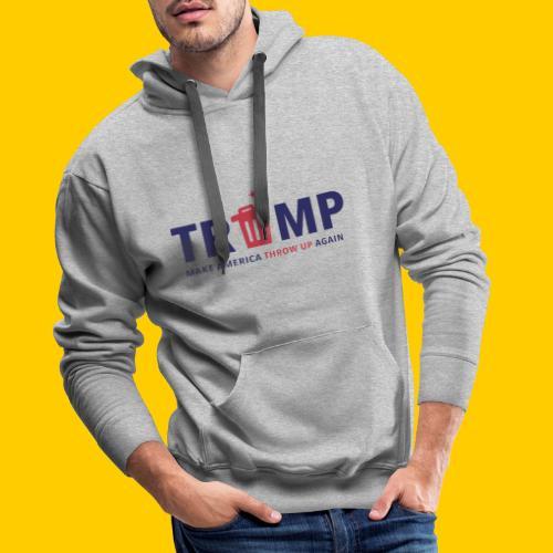 Trump trash - Premiumluvtröja herr